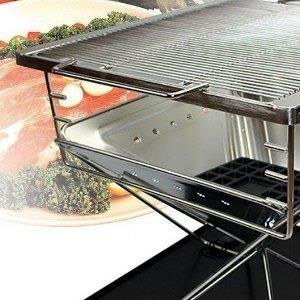 ♥巨安網購♥【20107011532】大型摺疊收納焚火台 烤肉架