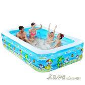 嬰兒童充氣游泳池家庭超大型igo
