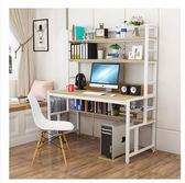 簡約現代鋼化玻璃電腦桌臺式家用辦公桌簡易學習書桌寫字臺 igo 艾家生活館