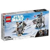 Lego樂高 Star Wars TM 75298 AT-AT vs. Tauntaun Microfighters 玩具反斗城