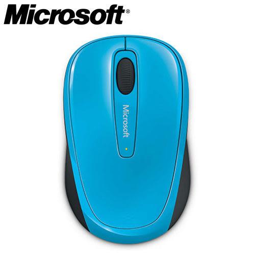 [哈GAME族]免運費 可刷卡 微軟 Microsoft 3500 無線行動滑鼠 無線滑鼠 2.4GHz無線 白色/灰黑/亮黑/深藍