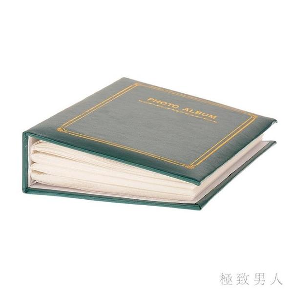 復古插頁式影集英倫簡約家庭相冊相簿圖書籍形狀假書款相本flb58【極致男人】