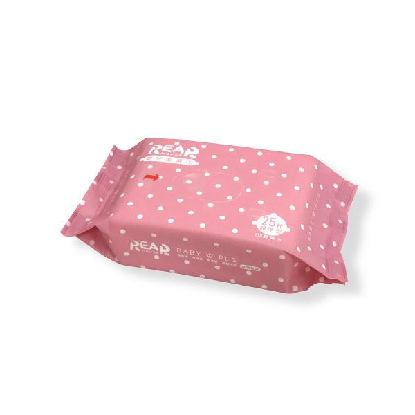 REAR 麗兒采家 EDI超純水嬰兒柔濕巾/濕紙巾 25抽