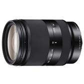 SONY SEL18200LE  E18-200mm F3.5-6.3 OSS LE 黑色  E接環變焦旅遊鏡 WW【平輸 保固1年】