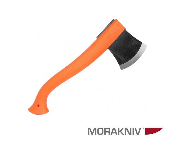 丹大戶外用品【MORAKNIV】瑞典 OUTDOOR AXE 野營斧頭(硼鋼) 橘 12058