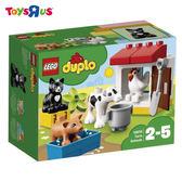玩具反斗城 樂高 LEGO 10870 DP FARM ANIMALS