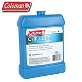 丹大戶外 美國【Coleman】保冷劑 行動戶外冰箱專用冷煤/保冷利器/冰磚 CM-03562