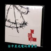 【特典商品 可刷卡】☆ 邪靈入侵 The Evil Within 原聲音樂CD 原聲帶 ☆全新品【台中星光電玩】