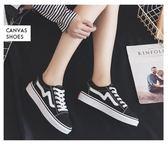 小白鞋 小黑帆布女鞋韓版百搭學生布鞋ins街拍超火小白板鞋 宜室家居