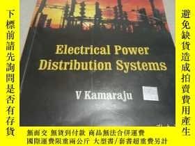 二手書博民逛書店Electrical罕見Power Distribution S