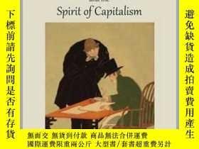 二手書博民逛書店[英文]《新教倫理與資本主義精神》The罕見Protestant Ethic and the Spirit of