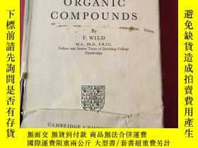 二手書博民逛書店Estimation罕見of Organic Compounds