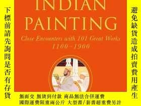 二手書博民逛書店The罕見Spirit of Indian Painting: