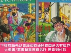 二手書博民逛書店A罕見WAKE TO HISTORY BOOK3·4·Supplementary Reader11·12·13·1