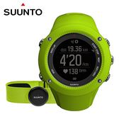 SUUNTO Ambit3 Run HR GPS錶-萊姆色【屈臣氏】