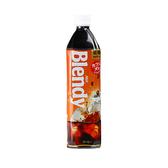 AGF Blendy低糖黑咖啡900ML【愛買】