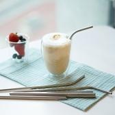 吸管 不銹鋼吸管(粗) 珍珠奶茶 口徑12mm 【KBP017】收納女王