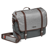 Manfrotto MB LF-WN-MM Windsor 溫莎生活系列 中型郵差包 Messenger Bag M【公司貨】7/16~8/13回函送相機背帶