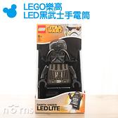 【LEGO 樂高LED黑武士手電筒】Norns STAR WARS 星際大戰