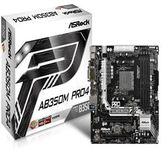 【綠蔭-免運】華擎 ASRock AB350M PRO4 AMD AM4 M-ATX 主機板