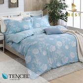 天絲床包兩用被四件式 加大6x6.2尺 冒險精靈  100%頂級天絲 萊賽爾 附正天絲吊牌 BEST寢飾