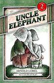 (二手書)An I Can Read Book Level 2: Uncle Elephant