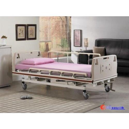 電動病床/3手搖桿/ABS材質