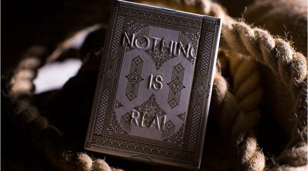 【USPCC撲克】  Lies Playing Cards (Nothing is Real)