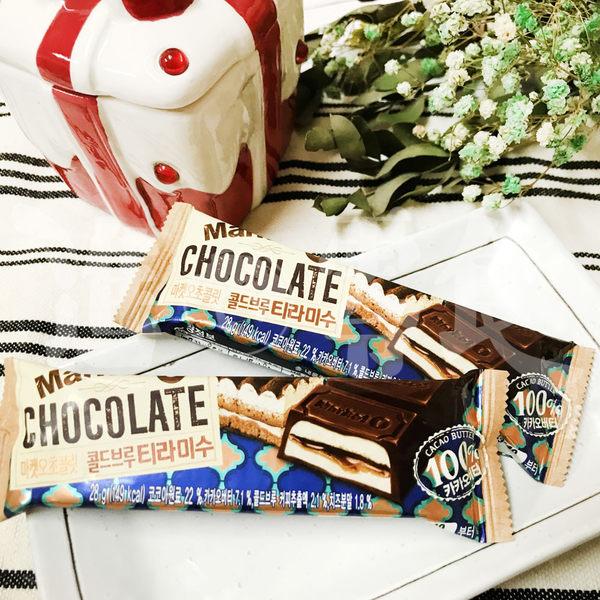 【Orion】Market O 提拉米蘇 巧克力棒 好麗友 醬心 咖啡提拉米蘇