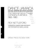 二手書 Dance Jamaica: Cultural Definition and Artistic Discovery : the National Dance Theatre Company  R2Y 0394543165