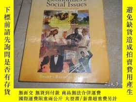 二手書博民逛書店ECONOMICS罕見OF SOCIAL ISSUES, SEV