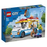 樂高積木 LEGO《 LT60253》City 城市系列 - Ice-Cream Truck╭★ JOYBUS玩具百貨