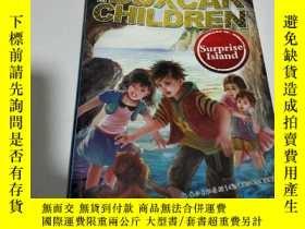 二手書博民逛書店THE罕見BOXCAR CHILDREN(英文)Y212829