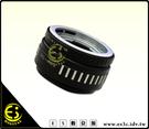 ES數位館 RETINA DKL 鏡頭轉 M 4/3 M43 機身鏡頭轉接環 可調光圈