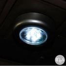 高亮度 圓形4LED 觸控拍拍燈 小夜燈 LED燈 三顆4號AAA電池 點亮你的智慧生活