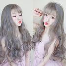 韓系高仿真 空氣瀏海  超美 耐熱 長捲髮 假髮【MA292】☆雙兒網☆
