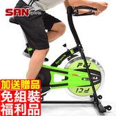 (福利品)M4神采10KG飛輪健身車+送贈品(2.5倍強度.10公斤飛輪車.運動健身器材.推薦哪裡買)