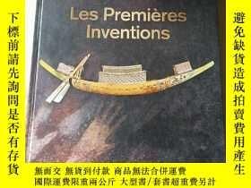 二手書博民逛書店Les罕見Premieres Inventions 法文Y180