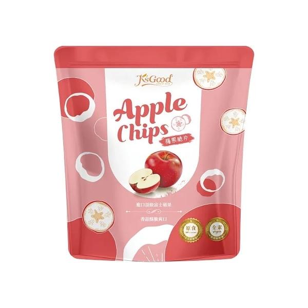 富士蘋果 香甜蘋果脆片 40g/包