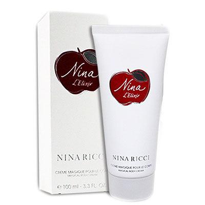 Nina Ricci L′ELIXIR 魔幻蘋果香氛身體乳 100ML【七三七香水精品坊】