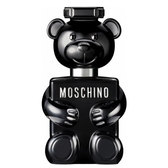 Moschino TOY BOY 熊芯未泯男性淡香精 黑色泰迪熊香水 100ml