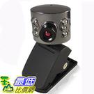 _A_[玉山最低網] 免驅動 USB 130萬畫素 白光 夜視攝影機 LED 網路視訊攝影機/ (20934_L35)