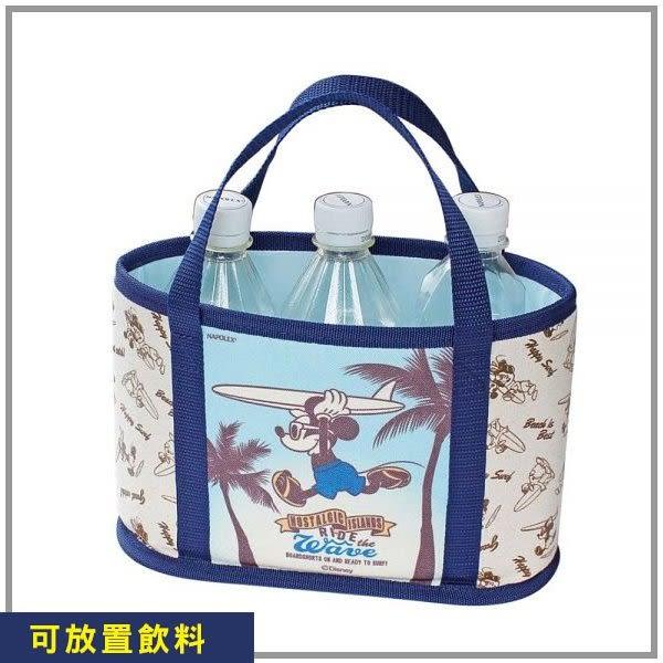 【愛車族】NAPOLEX 米奇椅背手提兩用置物袋WD-385