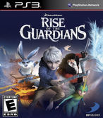 PS3 Rise of the Guardians: The Video Game 捍衛聯盟(美版代購)