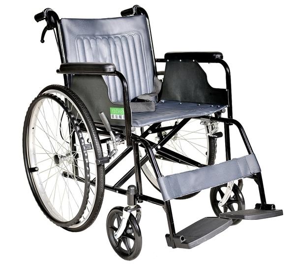頤辰機械式輪椅(未滅菌) (YC-809PVC)