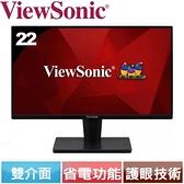 ViewSonic優派 22型 VA2215-H Full HD 螢幕顯示器