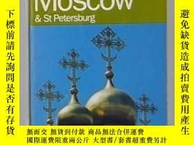 二手書博民逛書店英文原版罕見Time Out MoscowY14063