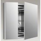 【麗室衛浴】美國KOHLER VERDERA™ Series 多功能鏡櫃 K-99009T (內藏式可調節放大鏡)