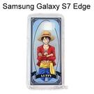海賊王空壓氣墊軟殼[羅盤]魯夫 三星 G935FD Galaxy S7 Edge 航海王【正版授權】