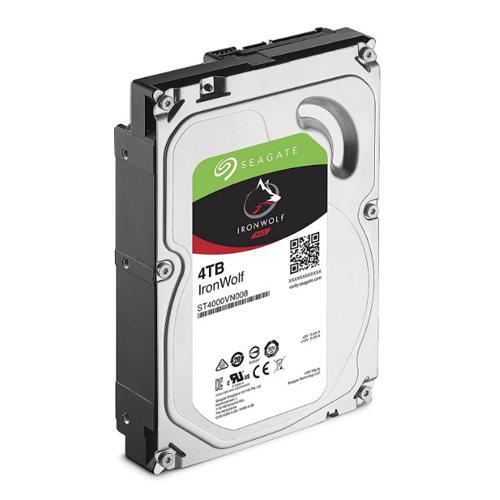 Seagate IronWolf 那嘶狼 4TB 3.5吋 NAS硬碟 (ST4000VN008)